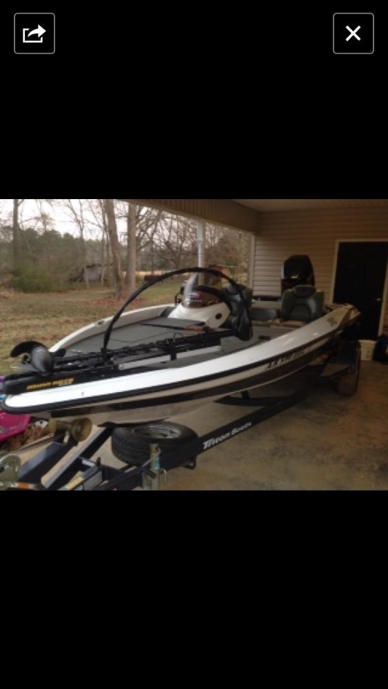 2006 Triton Tr186 Boatsellr